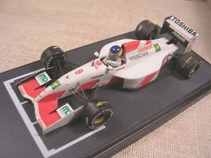 【送料無料】模型車 スポーツカー フットワークドイツfootwork mugen fa13 f1 german gp 1992 alboreto tameo 143 true