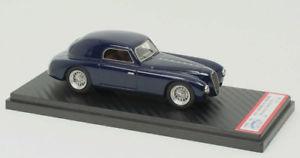 【送料無料】模型車 スポーツカー アルファロメオツーリングalfa romeo 6c 2300 mm berlinetta touring 1938