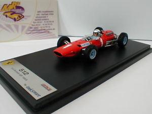 【送料無料】模型車 スポーツカー スマートフェラーリジョンサーティースイギリスlook smart lsrc 13ferrari 512 1 john surtees 3rd british gp 1965 143