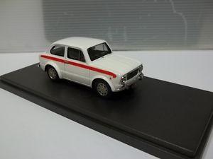 【送料無料】模型車 スポーツカー キットフィアットアバルトセダンtron kit sc143 fiat abarth ot 1600cc sedan 1964