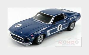 【送料無料】模型車 スポーツカー フォードマスタングシェルビークーペ#ライムロックレースモデル