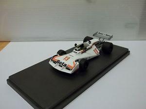【送料無料】模型車 スポーツカー トロンモデルsc143 surtees ts19 gpベルギー1977brambillatron model sc143 surtees ts19 gp belgium 1977 brambilla