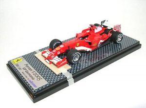 【送料無料】模型車 スポーツカー フェラーリミハエルシューマッハドイツフォーミュラferrari f2005 1 michael schumacher gp germany formula 1 2005