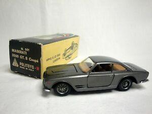 【送料無料】模型車 スポーツカー 143politoys m 501マセラッティ 3500gt143 politoys m 501 maserati 3500 gt