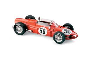 【送料無料】模型車 スポーツカー フェラーリ156 gpフランシアbaghetti1961brumm r222 143モデルカーダイカストferrari 156 gp francia baghetti 1961 brumm r222 143 model car diecast