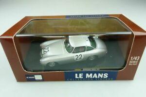 【送料無料】模型車 スポーツカー コレクションビンテージネットワークメルセデスベンツルマンボックスcollection vintage ixo 143 mercedes benz 300 sl le mans 1952 with box 511765