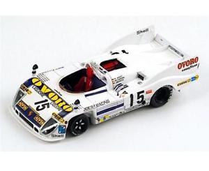 【送料無料】模型車 スポーツカー ポルシェチームヨーストレーシングスパークporsche 9083lh team ovoro joest racing n 15 4th 24h lm 1973 s1994 spark 143