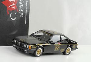 【送料無料】模型車 スポーツカー 1984 1000 bmw 635 csi62 kmバサーストヒュームvbayern 118 cmr1984 bmw 635 csi 62 1000 km bathurst hulme vbayern 118 cmr