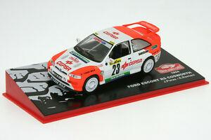 【送料無料】模型車 スポーツカー フォードエスコートコスワースモンテカルロラリー143 altmc 1994086 ford escort rs cosworth puras rallye monte carlo 1994