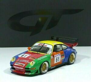 【送料無料】模型車 スポーツカー ポルシェグアテマラチームクラウス#ミュラールマングアテマラグアテマラporsche 911 993 gt2 team krauss 61 muller 24h le mans 1998 gt754 gt spirit 118