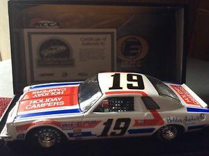 【送料無料】模型車 スポーツカー デイルアーンハート#rcca 124 dale earnhardt sr 1977 19