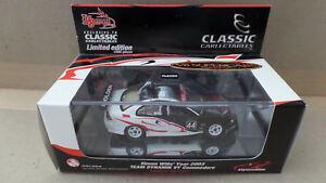 【送料無料】模型車 スポーツカー サイモンチームホールデンアヴィコモドールスケール#simon wills team dynamik holden vy commodore 2003 143 scale 10441