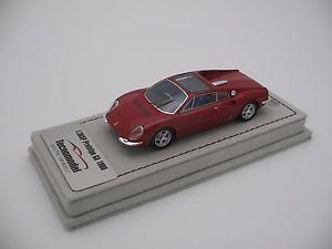 【送料無料】模型車 スポーツカー スケールフェラーリレース143 scale tecnomodel ferrari 365p ga 1968 red race t43ex05a