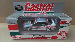 【送料無料】模型車 スポーツカー ラッセルホールデンコモドールスケール#russell ingall castrol holden vt commodore 2000 143 scale 10082