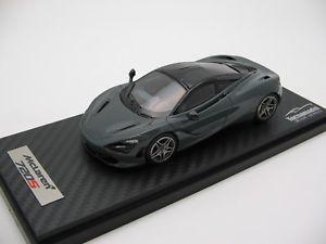 【送料無料】模型車 スポーツカー 143tecnomodelマクラレン720s2017t43ex08e143 scale tecnomodel mclaren 720s chicane grey 2017 t43ex08e