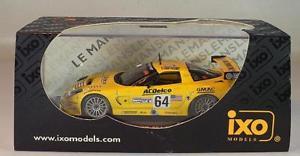 【送料無料】模型車 スポーツカー ixo 143コルベットc5r lemans 2002pilgrimcollinsfreon ovp2666ixo 143 corvette c5r lemans 2002 pilgrimcollinsfreon ovp 2666