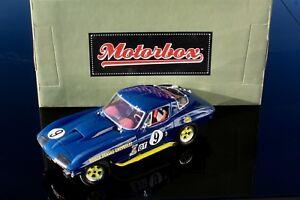【送料無料】模型車 スポーツカー シボレーコルベットペンスセブリングchevrolet corvette penske sunoco 12h sebring 1968exoto 118 mtb00073