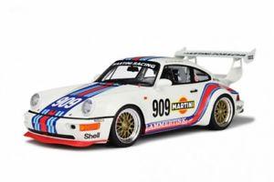 【送料無料】模型車 スポーツカー ポルシェマティーニ#グアテマラル118 porsche 911 964 rsr 38 martini 909 gt spirit gt046 le