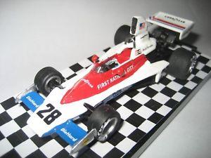 【送料無料】模型車 スポーツカー キットペンスフォードグランプリベルギー# listingmounting kit f1 penske pc1 ford donohue gp belgium 1975 143
