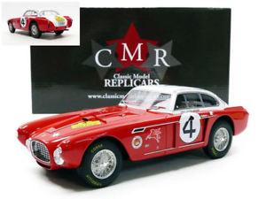 【送料無料】模型車 スポーツカー フェラーリメキシコ#カレラメキシコヒルブロンドモデルferrari 340 mexico 4 accident carrera mexico 1953 p hill r blonde 118 model