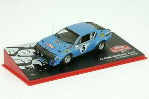 【送料無料】模型車 スポーツカー アルパインルノーモンテカルロラリーアル143 alpine renault a310 therier rallye monte carlo 1975al 1975mc021