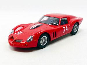 【送料無料】模型車 スポーツカー フェラーリ#テストルマンモデルferrari 250 gt drogo 24 test le mans 1963 118 model cmr