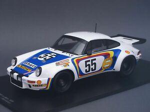 【送料無料】模型車 スポーツカー スパークポルシェ#ルマン118 spark porsche 911 rsr 55 24h le mans 1975 ballot lenabienvenue 18s289