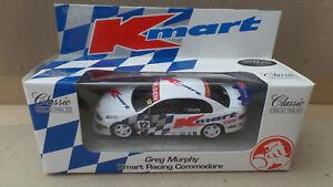 【送料無料】模型車 スポーツカー グレッグマーフィーホールデンコモドールスケール#greg murphy kmart holden vt commodore 2000 143 scale 10121