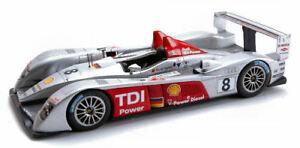 【送料無料】模型車 スポーツカー アウディ#モデルスパークモデルaudi r 10 8 winner lm 2006 124 model s24lms003 spark model