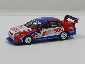 【送料無料】模型車 スポーツカー フォードバファルコンチームジョーンズ#ビアンテワ164 ford ba falcon team boc upside down bjones 2005 21 biante b640702wa