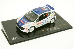 【送料無料】模型車 スポーツカー ラムプジョーロゼッティラリーポルトガル143 ram 331 peugeot 207 s2000 rosetti rally portugal 2008