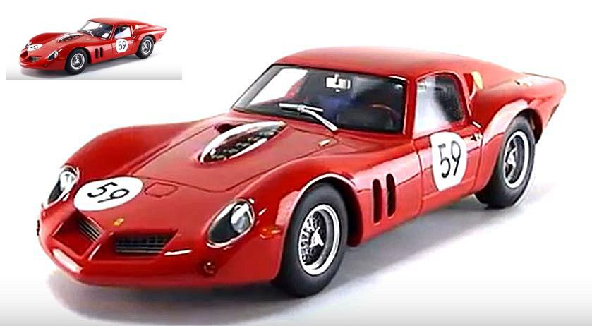 【送料無料】模型車 スポーツカー フェラーリ250 gt drogo5951000km nurburing 1963エルデヴァンophem 118 cmrferrari 250 gt drogo 59 5th 1000 km nurburing 1963 elde van o