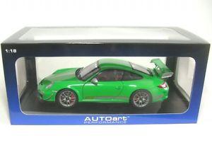 【送料無料】模型車 スポーツカー ポルシェグアテマラルピーporsche 911 997 gt3 rs 40 green 2011
