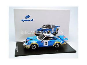 【送料無料】模型車 スポーツカー スパークポルシェモンテカルロspark 118 porsche 911 scwinner monte carlo 1978 18s095