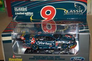 【送料無料】模型車 スポーツカー ブラザーズレーシングバファルコンラッセルcarlectables 143 20096 2005 stone brothers racing ba falcon russell ingall