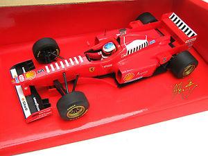 【送料無料】模型車 スポーツカー フェラーリシューマッハバージョンferrari f3102 high nose schumacher launch version 1997 pma 510971895 118 ovp