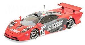 【送料無料】模型車 スポーツカー マクラレンf1 gtrチームヒバリマクラレン4424hlemans 1997kanakayamclaren f1 gtr team lark mclaren 44 24h lemans 1997 k tsuchiyaa nakaya