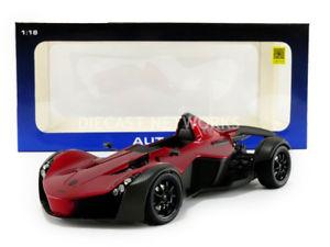 【送料無料】模型車 スポーツカー モノautoart 118 bac mono 2014 18119