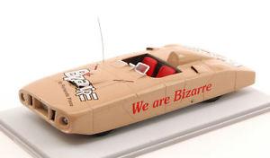 【送料無料】模型車 スポーツカー モデルcunningham special 2006 we are bizarre 143 model bizarre