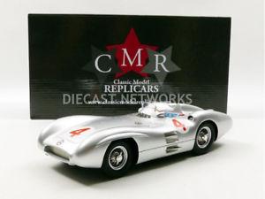 【送料無料】模型車 スポーツカー メルセデス#ベルリンモデルmercedes w196 r 4 winner avus berlin 1954 k kling 118 model cmr