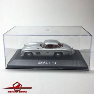 【送料無料】模型車 スポーツカー メルセデスガルウイングネットワークスケールボックスmercedes 300sl gull wing 1954 ixoaltaya 143 scale w box