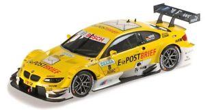 【送料無料】模型車 スポーツカー bmw m3 dtm bmwチームシュニッツァー8ダークヴェルナーdtm 2012bmw m3 dtm bmwteamschnitzer 8 dirk werner dtm 2012