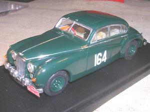 【送料無料】模型車 スポーツカー ジャガーラリーモンテカルロアダムスエクスアンプロヴァンスムラージュjaguar mkvii 1 rally montecarlo 1956 adams provence moulage 143 true