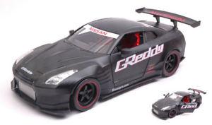 【送料無料】模型車 スポーツカー gtrr35ベンsopra2009マットjdmチューナー124モデルjada
