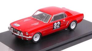 【送料無料】模型車 スポーツカー フォードムスタング#リタイヤフランスモデルford mustang 82 dnf tour de france 1964 b ljungfeldtf sager 143 model