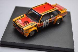 【送料無料】模型車 スポーツカー フィアットアバルト#ムートンfiat 131 abarth 12 rmc 1980 m moutontrofeu 143