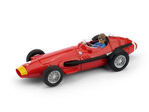 【送料無料】模型車 スポーツカー マセラティマセラティ#ドイツグランプリドライバーmaserati 250g jm fangio 1957 1 winner german gp with driver 143 brumm