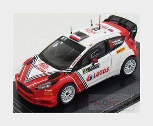 【送料無料】模型車 スポーツカー フォードフィエスタ#ラリーモンテカルロクビサネットワークford fiesta rs wrc lotos 16 rally montecarlo 2016 kubica ixo 143 ixodcc16007 m