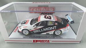 【送料無料】模型車 スポーツカー トニーアルベルトケンタウロスレーシングコモドールスケールtony dalberto centaur racing ve commodore 2010 atcc 143 scale b43301y