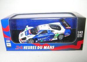 【送料無料】模型車 スポーツカー サリーンルマンen s7r 50 lmgt1 lemans 2010